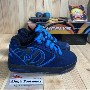 HEELYS PROPEL 2.0 Youth 13 Navy Blue With Wheels